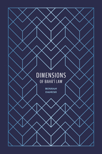 Dimensions of Baha'i Law (eBook - mobi)