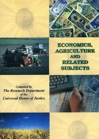 Economics, Agriculture and Related Subjects