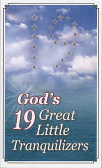 God's 19 Great Little Tranquilizers
