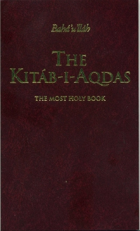 Kitab-i-Aqdas, The