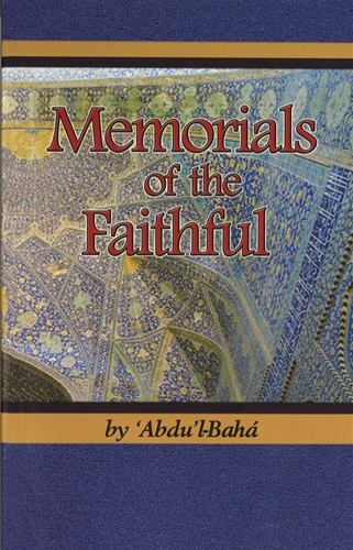 Memorials of the Faithful