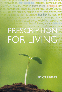 Prescription for Living