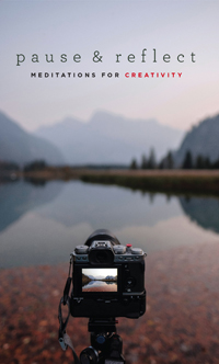 Pause & Reflect: Meditation for Creativity (eBook - mobi)