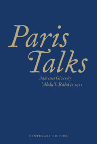 Paris Talks: (Hard Cover) Anniversary Edition