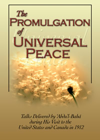 Promulgation of Universal Peace
