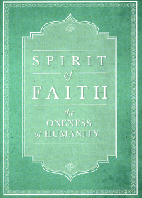 Spirit of Faith: Oneness of Humanity (eBook-ePub)