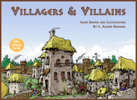 Villagers & Villains Board Game